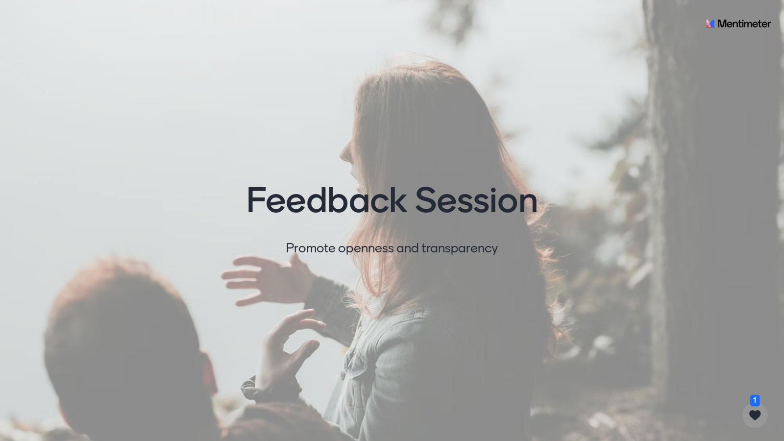 Feedback session